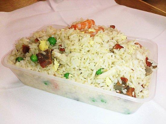 Zen Garden: Special Fried Rice Take-Away