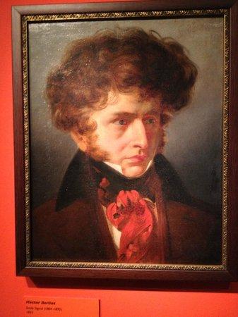 Musée Hector Berlioz : Berlioz.
