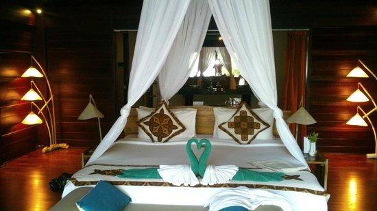 Kupu Kupu Phangan Beach Villas and Spa by l'Occitane: Super Romantic