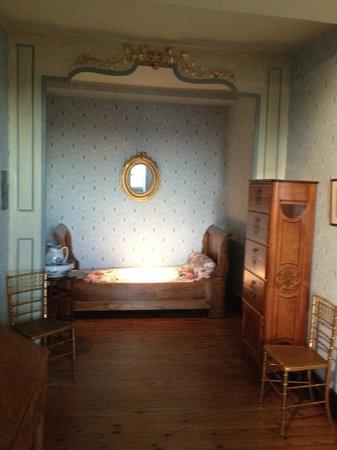 Musée Hector Berlioz : Une chambre.