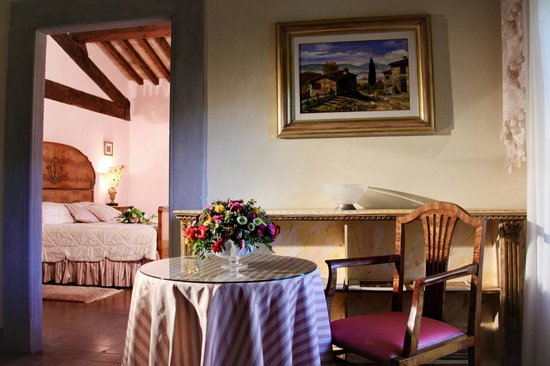 Villa Poggio Bartoli: Deluxe Suite