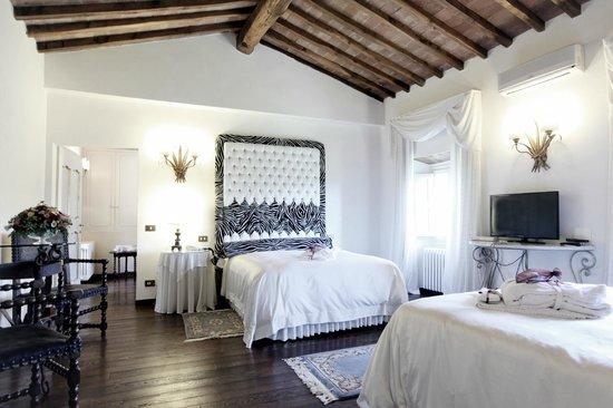 Villa Poggio Bartoli: Le nostre Family Suite