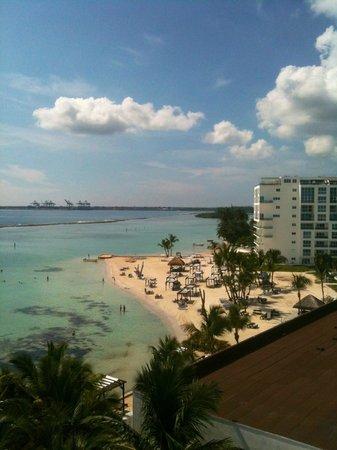 Be Live Experience Hamaca Suites: Vistas desde la zona VIP