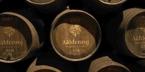 Aaldering Vineyards & Wines Luxury Lodges: Aaldering French oak barrels
