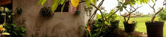 Nirwa Ubud Homestay: at some corner