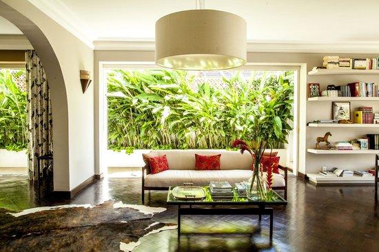 Casa Mosquito: Lobby