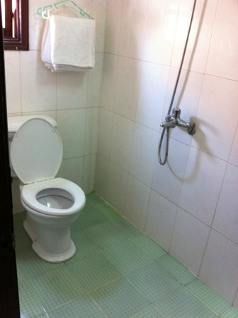 Tan Phuong: Toilettes