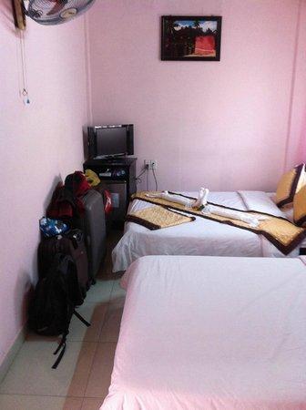 Tan Phuong: Chambre