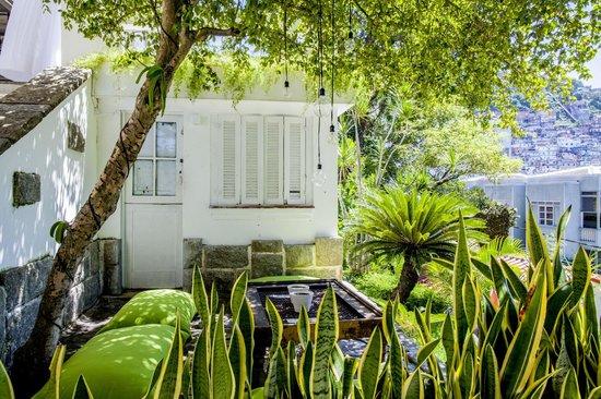 Casa Mosquito: Salon Exterieur