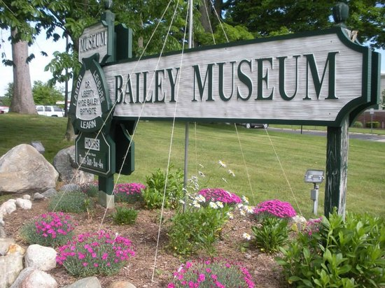 Liberty Hyde Bailey Museum: Sign
