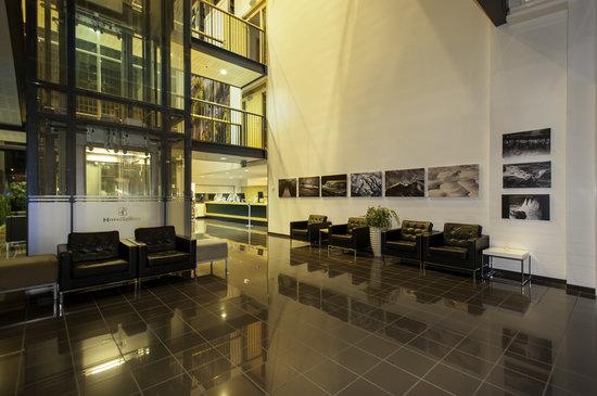 Hotel Selfoss: Lobby