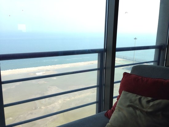 Sofitel Al Khobar The Corniche: The room view