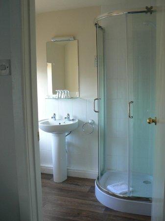 The Bay Horse Inn : Bathroom room 6- first floor