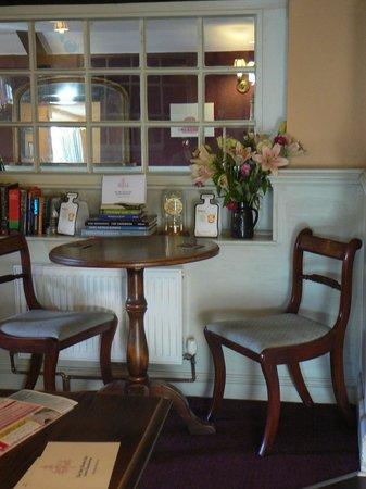The Bay Horse Inn : Table for 2