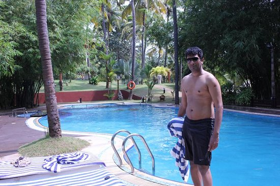 Fragrant Nature Backwater Resort & Ayurveda Spa: Pool