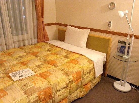 Toyoko Inn Shonan Chigasakieki Kitaguchi : ベッド