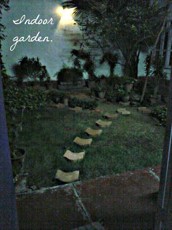 Arcadiia Homestay : View from one of the rooms.