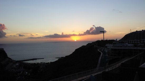 Las Villas de Amadores: utsikt fra balkong