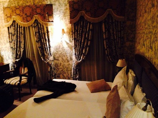The Leonard Hotel: Letto