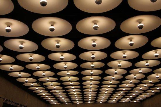 Whitney Museum of American Art : Hasta el techo es precioso.