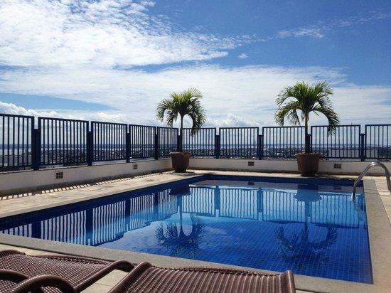 Hotel Adrianopolis: piscina