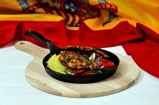 Talutti - Fresh and Tasty: Spain