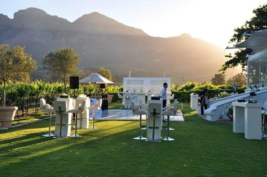 Vrede en Lust Estate: just magnificent arrangement