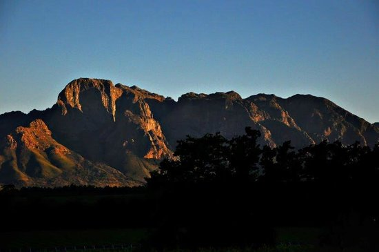 Vrede en Lust Estate: superb mountain views