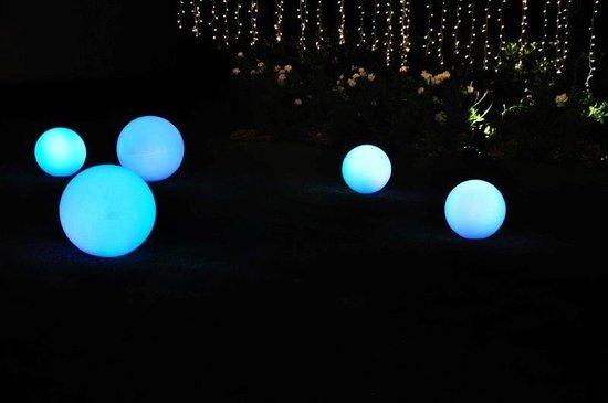 Vrede en Lust Estate: just perfect night gardens