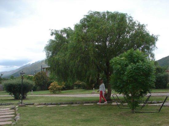 La Guarida Hotel: VISTA DESDE HABITACION DEL SOL