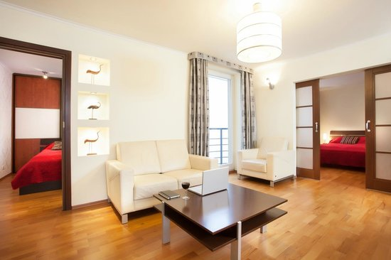 Sodispar Serviced Apartments: Luxembourg apartment