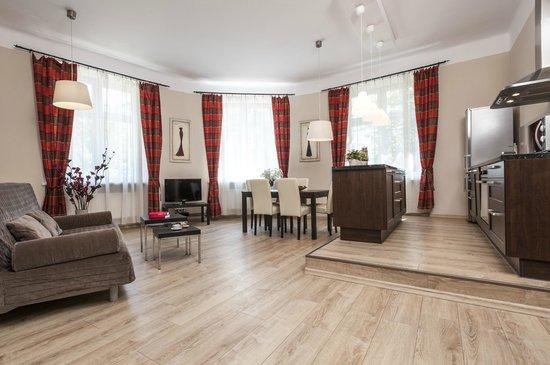 Sodispar Serviced Apartments: Dublin apartment