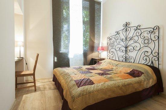 Sodispar Serviced Apartments: Ottawa bedroom
