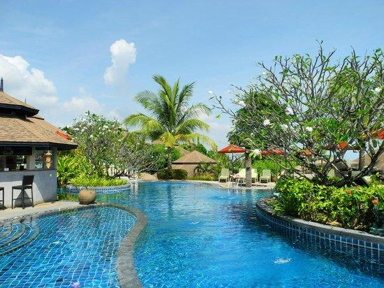 Mangosteen Resort & Ayurveda Spa: The pool