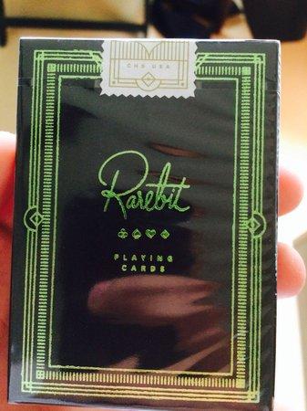 The Restoration: Go to the rarebit.  Great bar.
