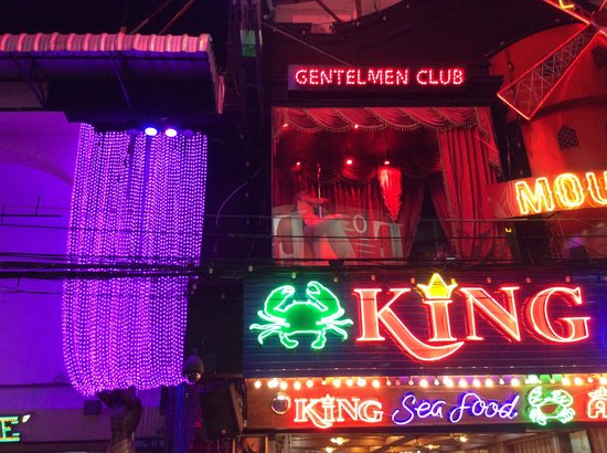 Gentlemens club - Picture of Walking Street Pattaya ...