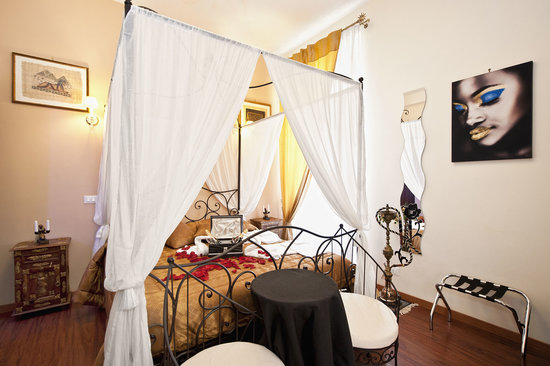 Holidays Rooms Rome: J'ADORE - camera matrimoniale superior