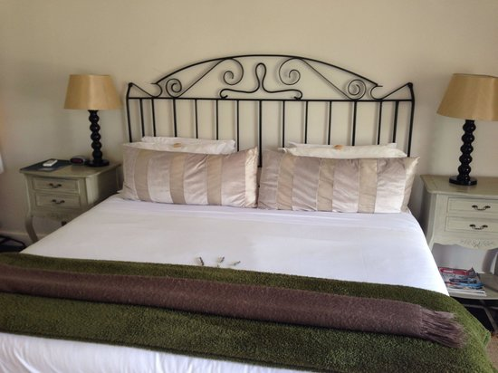 Gooding's Groves Olive Farm & Guest House: Unser Zimmer