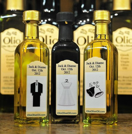 Wedding Favors - Picture of Olio Olive Oils & Balsamics, Lititz ...
