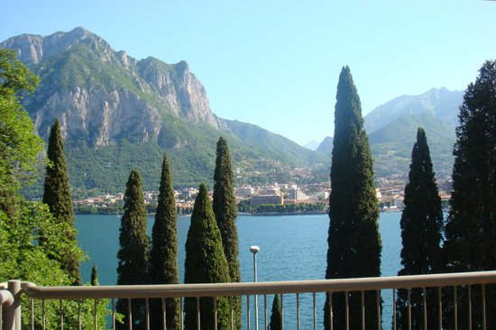 Clarion Collection Hotel Griso Lecco: View from balcony