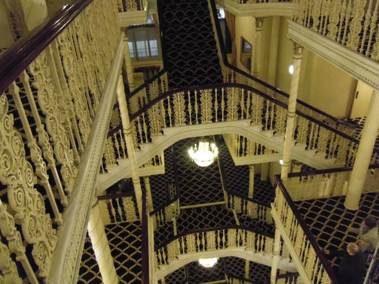 Gorgeous Staircase Picture Of Britannia Manchester Hotel