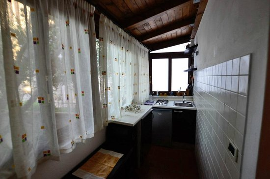 Villa al Duomo: One bedroom apartment - Kitchen