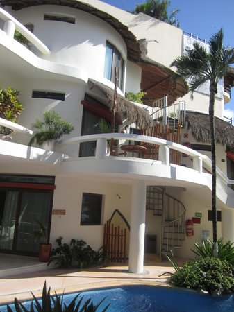 Playa Palms Beach Hotel: Royal Palms