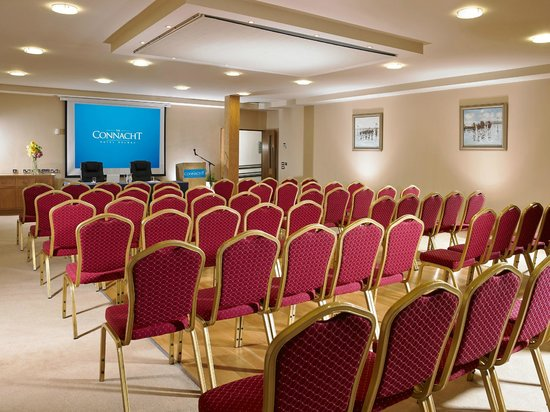 The Connacht Hotel: Meeting Room