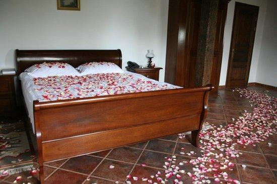 Matrimonio Bed : Matrimonial bed picture of vinaria purcari stefan voda
