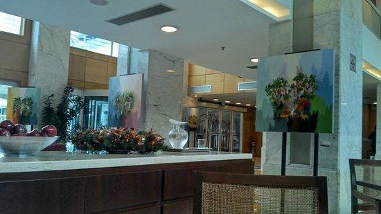 Blue Tree Premium Verbo Divino: Lobby do hotel