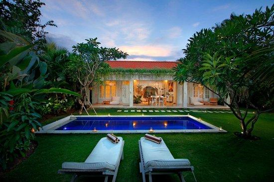 The Lodek Villas : villa view