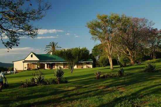 Spion Kop Lodge: Scenic location