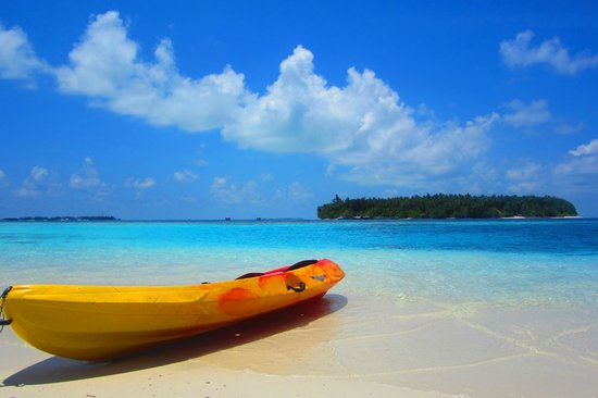 Biyadhoo Island Resort: ile