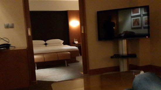 Grand Hyatt Singapore: family suite